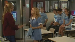 Lisa Devine, Natasha Williams in Neighbours Episode 6119