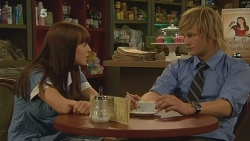 Summer Hoyland, Andrew Robinson in Neighbours Episode 6119