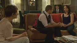 Susan Kennedy, Toadie Rebecchi, Mark Brennan, Kate Ramsay in Neighbours Episode 6119