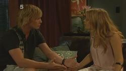 Andrew Robinson, Natasha Williams in Neighbours Episode 6120