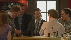 Mark Brennan, Constable Sam Wilks in Neighbours Episode 6121
