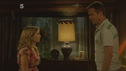 Natasha Williams, Michael Williams in Neighbours Episode 6122