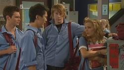 "Dale ""Macca"" McGregor, Natasha Williams in Neighbours Episode 6123"