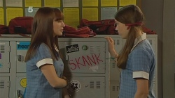 Summer Hoyland, Sophie Ramsay in Neighbours Episode 6123