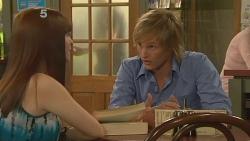 Summer Hoyland, Andrew Robinson in Neighbours Episode 6123