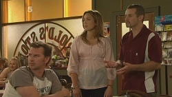 Lucas Fitzgerald, Sonya Mitchell, Toadie Rebecchi in Neighbours Episode 6124