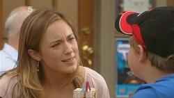 Sonya Mitchell, Callum Jones in Neighbours Episode 6124