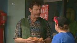 Reg Pander, Callum Jones in Neighbours Episode 6124