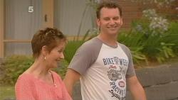 Susan Kennedy, Lucas Fitzgerald in Neighbours Episode 6124