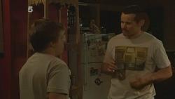 Callum Jones, Toadie Rebecchi in Neighbours Episode 6124