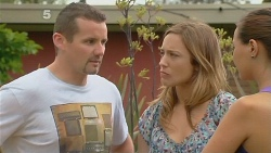 Toadie Rebecchi, Sonya Mitchell, Jade Mitchell in Neighbours Episode 6125