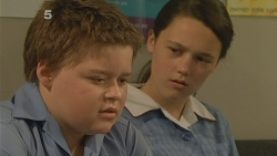 Callum Jones, Sophie Ramsay in Neighbours Episode 6125