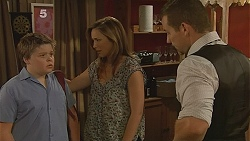 Callum Jones, Sonya Mitchell, Toadie Rebecchi in Neighbours Episode 6125