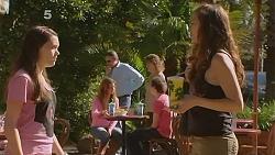Sophie Ramsay, Jade Mitchell in Neighbours Episode 6126