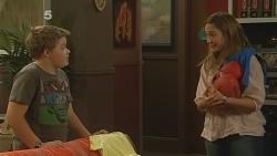 Callum Jones, Sonya Mitchell in Neighbours Episode 6126