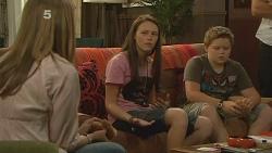 Sonya Mitchell, Sophie Ramsay, Callum Jones in Neighbours Episode 6126