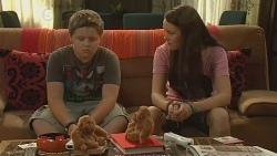 Callum Jones, Sophie Ramsay in Neighbours Episode 6126