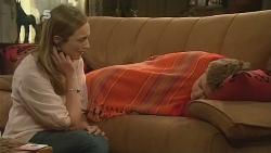 Sonya Mitchell, Callum Jones in Neighbours Episode 6126