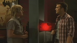 Andrew Robinson, Tomas Bersky in Neighbours Episode 6127