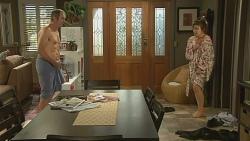 Karl Kennedy, Lyn Scully in Neighbours Episode 6128
