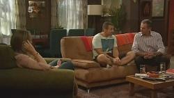 Sonya Mitchell, Toadie Rebecchi, Karl Kennedy in Neighbours Episode 6128
