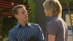 Paul Robinson, Andrew Robinson in Neighbours Episode 6128