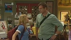 Natasha Williams, Michael Williams in Neighbours Episode 6129