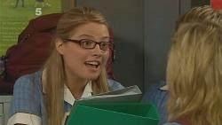 Lisa Devine, Natasha Williams in Neighbours Episode 6129
