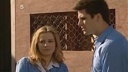 Natasha Williams, Chris Pappas in Neighbours Episode 6129