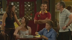 Jade Mitchell, Kate Ramsay, Toadie Rebecchi, Callum Jones, Karl Kennedy in Neighbours Episode 6130