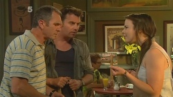 Karl Kennedy, Lucas Fitzgerald, Kate Ramsay in Neighbours Episode 6130