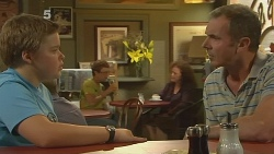 Callum Jones, Karl Kennedy in Neighbours Episode 6130