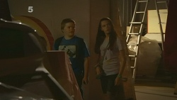 Callum Jones, Sophie Ramsay in Neighbours Episode 6131