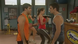 Will Jackson, Chris Pappas in Neighbours Episode 6132
