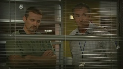 Toadie Rebecchi, Karl Kennedy in Neighbours Episode 6133
