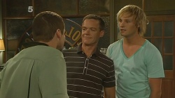 Toadie Rebecchi, Paul Robinson, Andrew Robinson in Neighbours Episode 6133