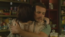 Libby Kennedy, Toadie Rebecchi in Neighbours Episode 6133
