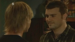 Andrew Robinson, Tomas Bersky in Neighbours Episode 6135
