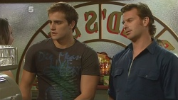 Kyle Canning, Lucas Fitzgerald in Neighbours Episode 6135