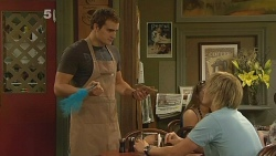 Kyle Canning, Andrew Robinson in Neighbours Episode 6135