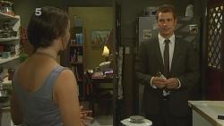 Kate Ramsay, Mark Brennan in Neighbours Episode 6135