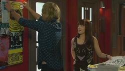 Andrew Robinson, Summer Hoyland in Neighbours Episode 6135