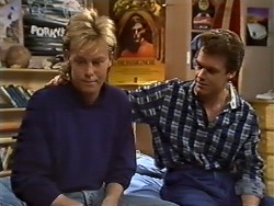 Scott Robinson, Paul Robinson in Neighbours Episode 0503