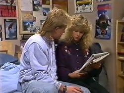 Scott Robinson, Charlene Mitchell in Neighbours Episode 0503