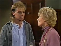Scott Robinson in Neighbours Episode 0504