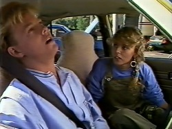 Scott Robinson, Charlene Mitchell in Neighbours Episode 0504
