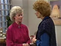 Helen Daniels, Madge Bishop in Neighbours Episode 0504