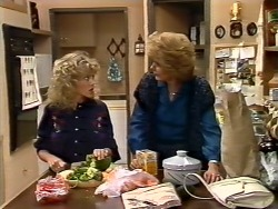Charlene Mitchell, Madge Bishop in Neighbours Episode 0504