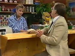 Daphne Clarke, Harold Bishop in Neighbours Episode 0505