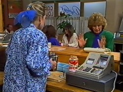 Daphne Clarke, Madge Bishop in Neighbours Episode 0506
